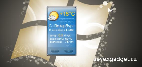Погода rp5
